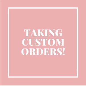 Shoes - TAKING CUSTOM ORDERS